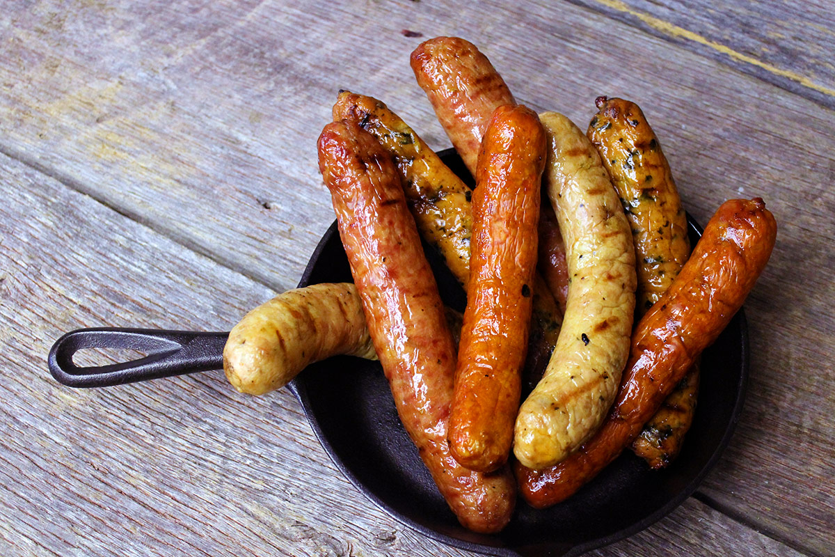 Gallery – Sausage links